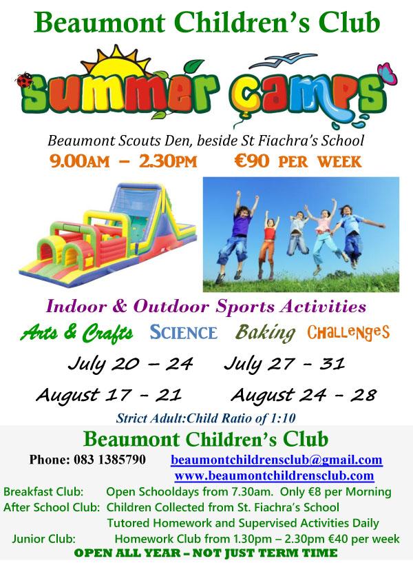 Beaumont Children's Club